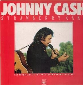 Johnny Cash - Strawberry Cake [vinyl Lp] - Zortam Music
