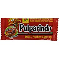 Pulparindo EXTRA HOT Tamarind Pulp Candy 20 count