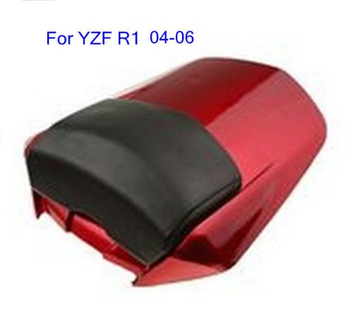 Autek Rear Seat Cover Cowl For Yamaha YZF R1 Pearl Red