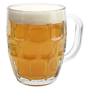 Libbey Dimple Stein Beer Mug - 19.25 oz