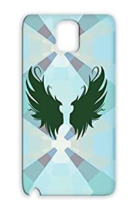 TPU Wing10 Black For Sumsang Galaxy Note 3 Krilo Vleugel Symbols Shapes Angel Wings Flgel Wing Aile Ala Bird Cover Case