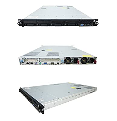 HP ProLiant DL360 G7 2 x 2.40Ghz E5620 Quad Core 24GB