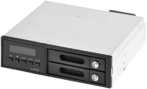 SilverStone SST-FSR202 – Placa trasera móvil para rack con cambio ...