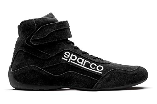 - Sparco 001272085NSHOE RACE 2 8.5 BLACK, OLD PART # 00127085N