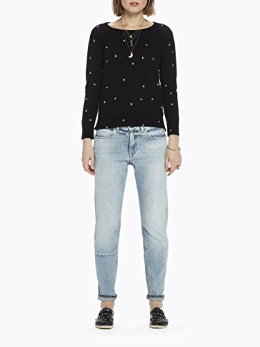 Donna 17 Scotch Various Sleeve Allover Prints Felpa Multicolore Pull A combo Soda With amp; Long TYvrT6FR