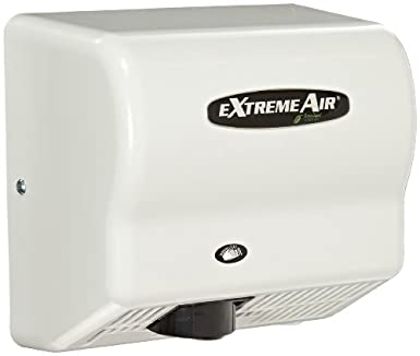 american dryer extremeair gxt9 abs cover high speed automatic hand dryer 10 12 - Air Hand Dryers