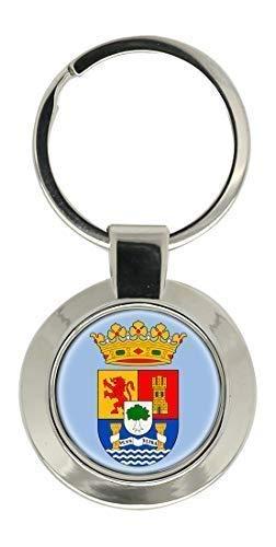 Extremadura (España) CROMADO LLAVERO