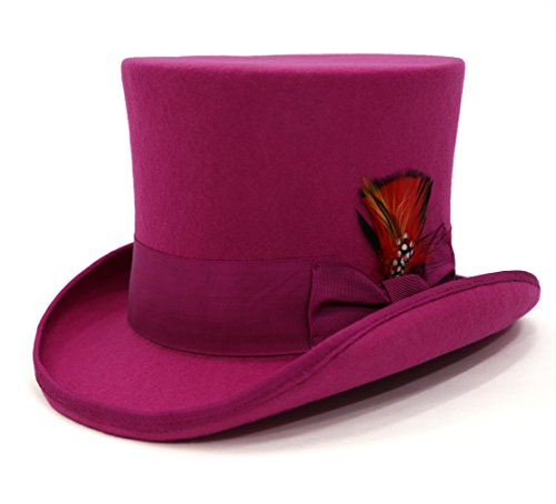 M - F (Pink Top Hats)