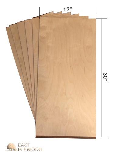 Russian Baltic Birch Plywood B/BB Grade - 12