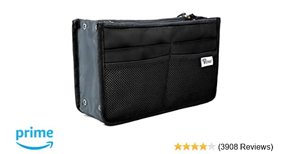 0d42592a0 Periea Handbag Organizer - Chelsy - 28 Colors Available - Small, Medium or  Large at Amazon Women's Clothing store: