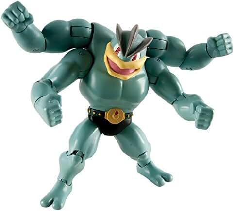 Pokemon Hero Figure, Machamp