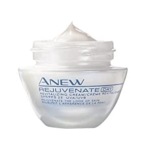 Avon Anew Rejuvenate Day Revitalizing Cream SPF 25 UVA/UVB