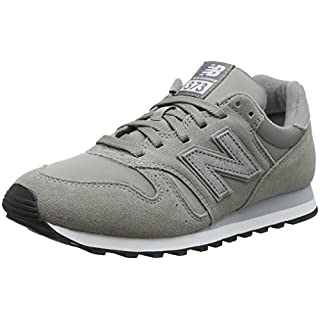 New Balance Women's 373 Trainers, Grey (Marblehead/Silver Mink GSP), 4 36.5 EU