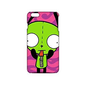 Cool-benz Cartoon cute green characters 3D Phone Case for iPhone 6