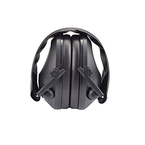 XAegis Earmuffs Noise Cancelling Hearing Protection Folding Headphones for Hunting Shooting