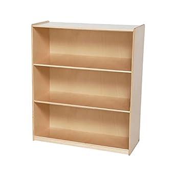 Amazon.com: Wood Designs WD13242 X-Deep Bookshelf, 42 x 36 x 18