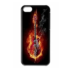 C-Y-F-CASE DIY Design Rock and Roll Pattern Phone Case For phone Iphone 5C