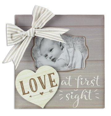 Wood First Sight 4X6 Picture Frame