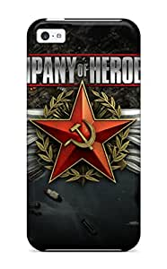 Jimmy E Aguirre's Shop New Premium Company Of Heroes 2 Video Game Skin Case Cover Excellent Fitted For Iphone 5c