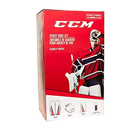 Amazon Com Elite Hockey Carey Price Street Hockey Goalie Kit