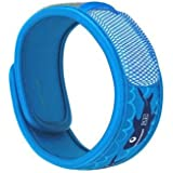 PARA'KITO Mosquito Insect & Bug Repellent Kids Wristband - Waterproof, Outdoor Pest Repeller Bracelet w/ Natural Essential Oi