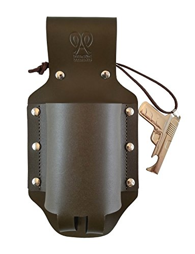 PremiumPresents Genuine Leather Beer Holster product image