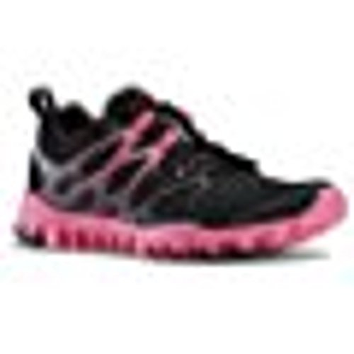 Reebok Realflex Train 4.0 - Zapatillas de running Mujer black-coal-solarpink