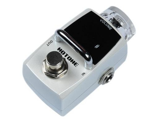 Hotone Smart Tiny Tuner LED Guitar Pedal Tuner