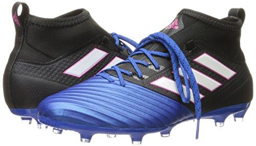 Pictures of adidas Men's ace 17.2 Primemesh fg Soccer Shoe, Black/White/Satellite, (6.5 M US) 4