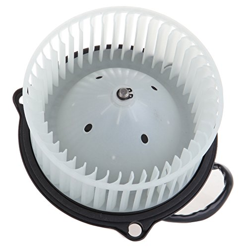 HVAC plastic Heater Blower Motor w/Fan ABS Cage ECCPP fit for 1994-2001 Dodge Ram 1500/1994-2002 Dodge Ram 2500/1994-2002 Dodge Ram 3500/1995-2002 Dodge Ram 4000/1993-1998 Jeep Grand Cherokee