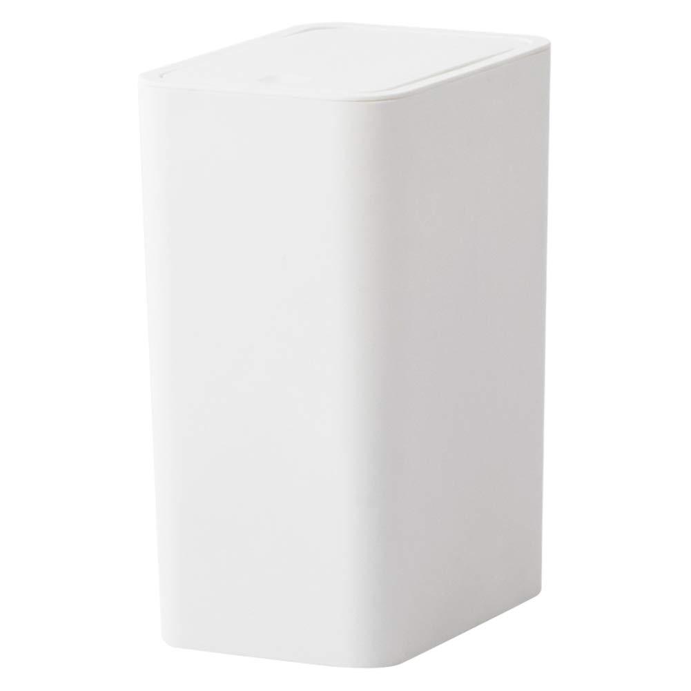 Papeleras contenedores Presurizado con contenedores Papeleras de Basura de Cubierta Cartucho de Basura Grande-Blanco 21e6b6