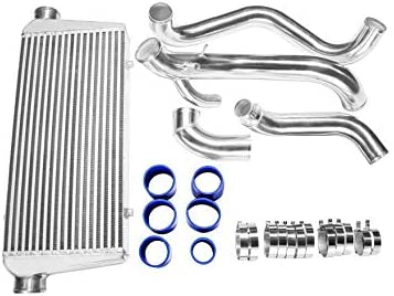 Stock Side Mount Intercooler Piping Kit For 89-99 Nissan 240SX S13 ...