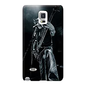 CristinaKlengenberg Samsung Galaxy Note 4 Durable Hard Phone Covers Customized HD Carcass Band Series [amp8783dqPN]