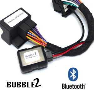 Cable for Parrot Hands Free Kit - Compatible with Peugeot