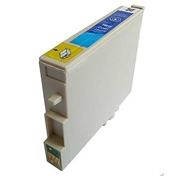 Cartucho de impresora tinta CIAN para Epson Stylus mdelo ...