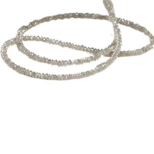 skielka designschmuck Diamant Chaîne naturel 23,2or jaune. 2,75mm (585)-Diamant Chaîne avec Expertise
