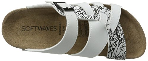 Bianco Softwaves 391 Ciabatte 274 Donna 7rIIZXq
