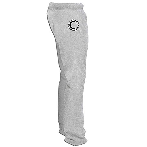 [Texhood MEN'S Clipart Ouroboros And Moon Short Trainning Pants Size XL] (Gaga Dance Costumes)