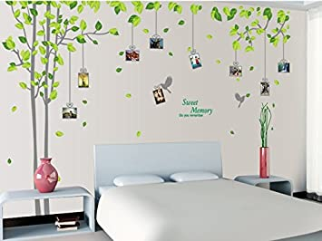 Oren Empower 2Pc/Set Extra Large Tree Decore Wall Photo Frame Wall Sticker Part 38