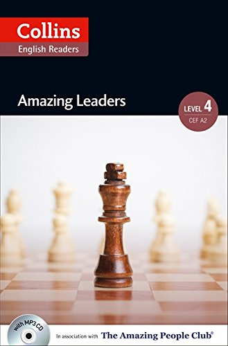 Collins Elt Readers — Amazing Leaders (Level 4) (Collins English Readers)