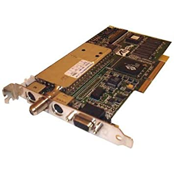 Amazon.com: ATI Rage Pro 8MB Turbo AGP & TV Tuner Card 109 ...