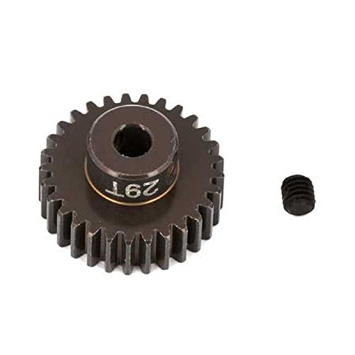 Team Associated 1347 Factory Aluminum 29T 48P 1/8 Shaft Pinion Gear