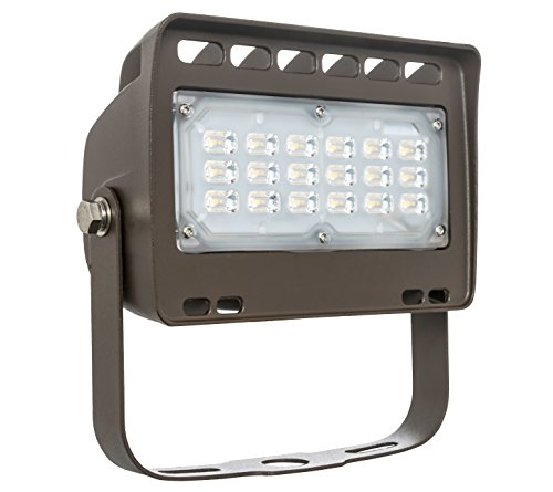 Westgate Lighting LED Flood Light With Trunnion Mount – Security Floodlight Fixture For Outdoor, Yard, Parking Lot, Street, Landscape Lights – UL Listed 7 Year Warranty (30 Watt, 5000K Cool White) - Floodlight Trunnion Mount