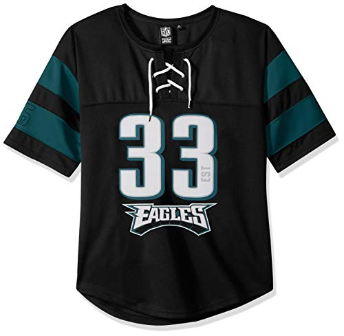 Ultra Game NFL Philadelphia Eagles Women's Hockey Jersey, used for sale  Delivered anywhere in USA