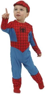 Marvel - Disfraz de spiderman para niño (de 1/3 años): Amazon.es ...