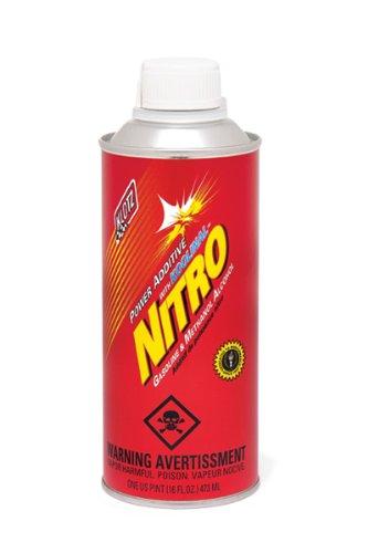 Klotz KL-600 Nitro Power Additive by Klotz