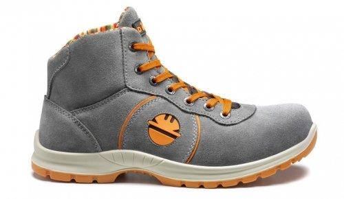 AGILITY Advance H alta stivali di sicurezza S3SRC, DIKE Scarpe da lavoro Antracite