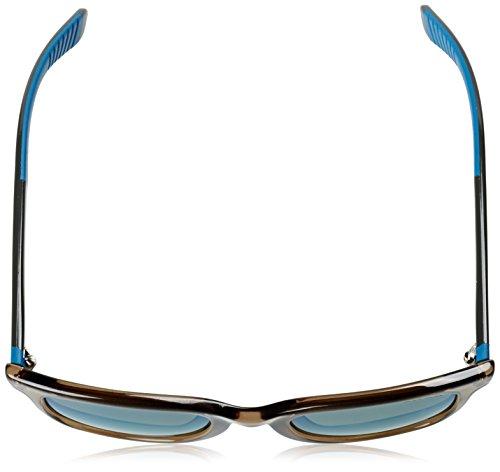 Lunette 6000 r Rectangulaire E Soleil Blue Gris De kaki grey Carrera qR1O1