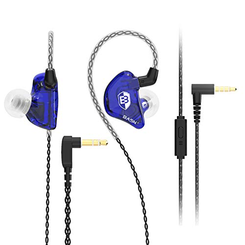 Auriculares Earbuds Inalambricos BASN Blue