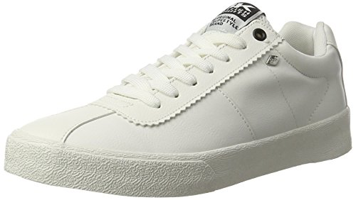 British Knights Herren Solar Low-Top Weiß (white/black)